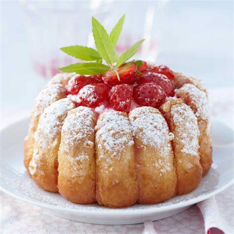 recette cuisine sur fr3 gateaux aux fraises