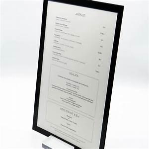 Protege Menu Restaurant : cr ation prot ge menus site internet signal tique ~ Teatrodelosmanantiales.com Idées de Décoration