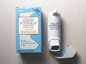 Maxair Autohaler - patient information, description, dosage and ...  Asthma Pirbuterol Acetate Oral Inhalation