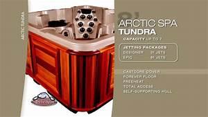 The 8 Foot Arctic Tundra Hot Tub