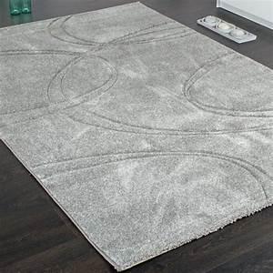 Teppich Grau Modern : teppich grau kurzflor ~ Whattoseeinmadrid.com Haus und Dekorationen