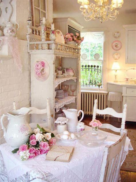 Shabby Cottage Chic by Cucine Shabby Chic 30 Idee Per Arredare Casa In Stile