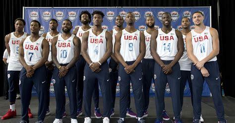 usa basketball   olympics  team