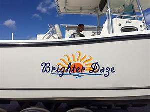 boat lettering boat wrap boat graphics photos gallery in With custom boat lettering