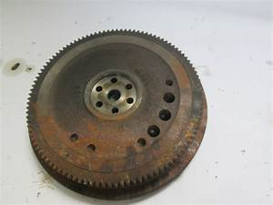 Kubota D1105 Diesel Engine Generator Flywheel D905 3 Cylinder Motor Fly Wheel