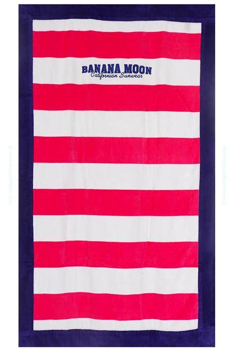 serviette de plage de marque tendance accessoires banana moon serviette de plage 233