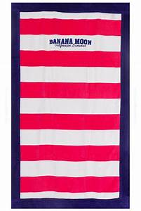Serviette De Plage Femme : tendance accessoires banana moon serviette de plage ray rose ~ Teatrodelosmanantiales.com Idées de Décoration