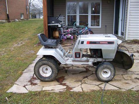 sears garden tractors sears lawn tractor