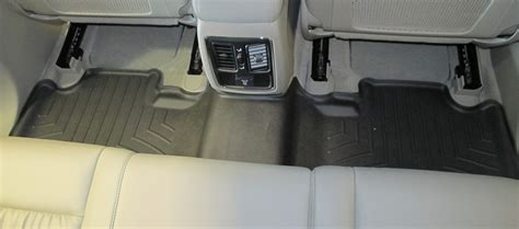 2012 Jeep Grand Cherokee WeatherTech 2nd Row Rear Auto