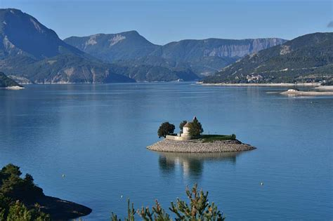 Serre-Ponçon Lake Photo Gallery Site Photos, , by Provence ...