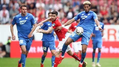 Rb leipzig frustrated by hoffenheim draw as title hopes hit. Mainz - Hoffenheim: TSG verspielt 2:0-Führung und Europa ...