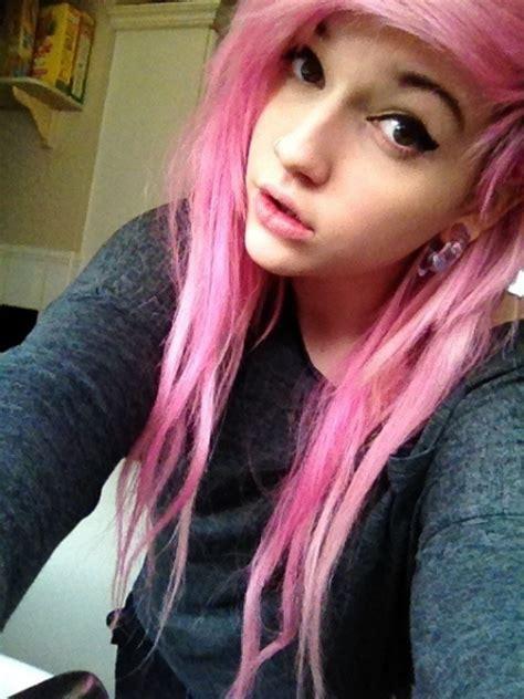 Alternative Cute Cute Girls Dyed Hair Image 579443
