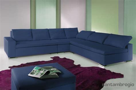 Divani Angolari Blu : #divano Angolare Maurizio