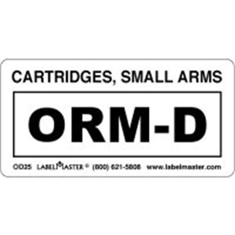 amazoncom cartridges small arms orm  label