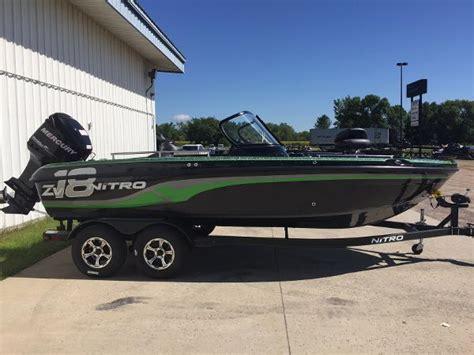 Nitro Boats Minnesota by Nitro Zv 18 Boats For Sale In Minnesota
