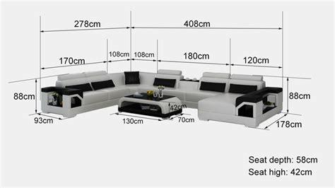 donne canapé d angle canapé d 39 angle panoramique en cuir nimes xl 8 places