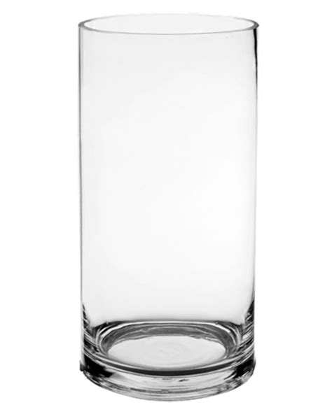 Cylinder Vases by Cylinder Vase Glass Vases Wholesale H 10 Quot Open Diameter
