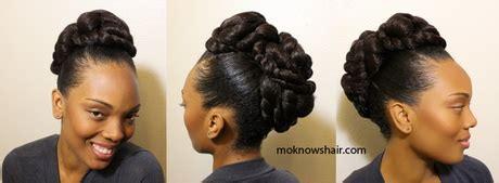 hairstyles using kanekalon hair
