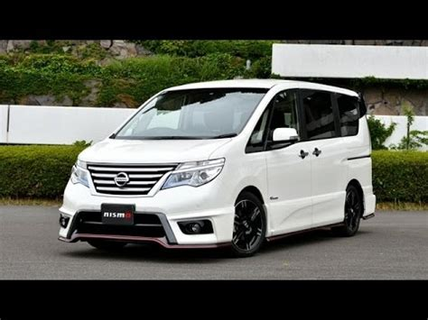 Nissan Serena Nismo Performance Packages Youtube