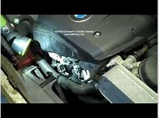 BMW Vanos Solenoid Replacement Intake and Exhaust N51, N52