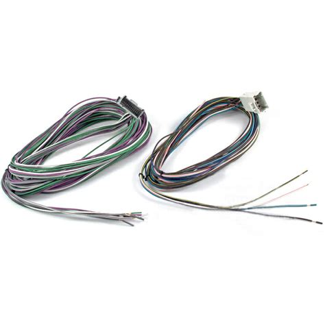 Lanzar Wire Harnes by Metra Electronics 70 2052 Factory Lifier Bypass Harness