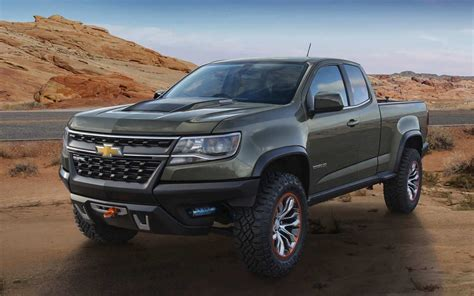 Chevrolet Colorado 2019 by 2019 Chevrolet Colorado Review Release Date Changes