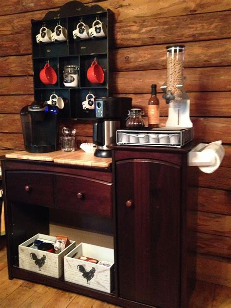 kitchen bar furniture changing table repurposed into a coffee bar baby