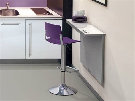 table pliable cuisine table cuisine murale rabattable stunning awesome table