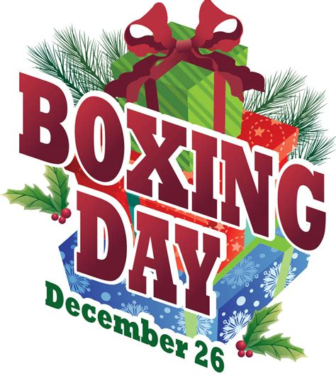 what is boxing day boxing day nie rocks