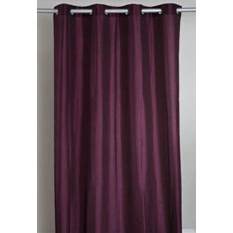 rideau fil violet prune 2