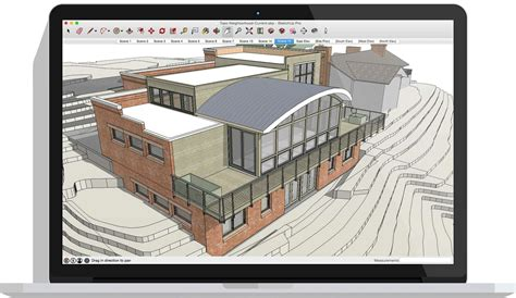 sketchup 3d drawing and community education fraser