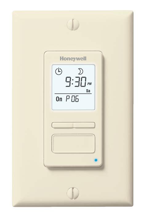 programmable timer switch rpls740b honeywell