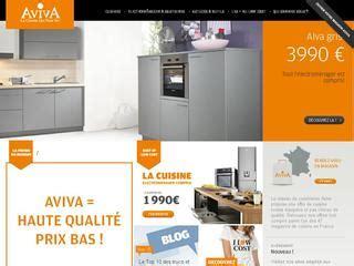 aviva siege social cuisine aménagée low cost cuisines aviva com