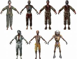 Image - Shangri-La zombie character models BO.png - The ...