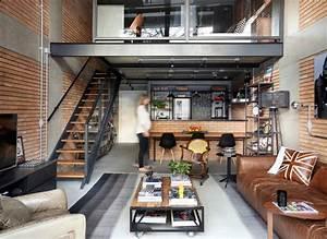 Uma Casa Em Estilo Loft