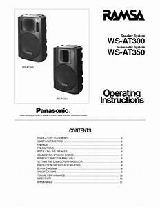 Ws-at300 Manuals