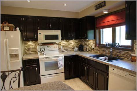 gel stain kitchen cabinets  great idea