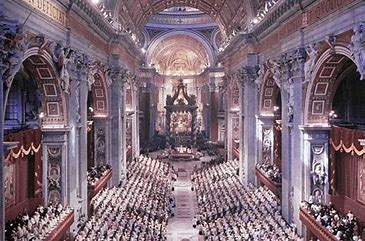 Image result for vatican ii