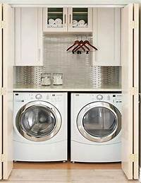 laundry closet ideas 60 Amazingly inspiring small laundry room design ideas