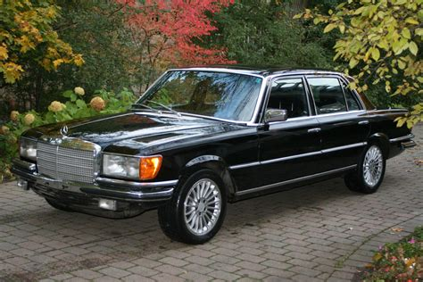 Mercedes S Class Modification by Mojer1 1978 Mercedes S Class Specs Photos