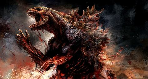 The Beast, Soon To Be Unleashed… Godzilla 2014!