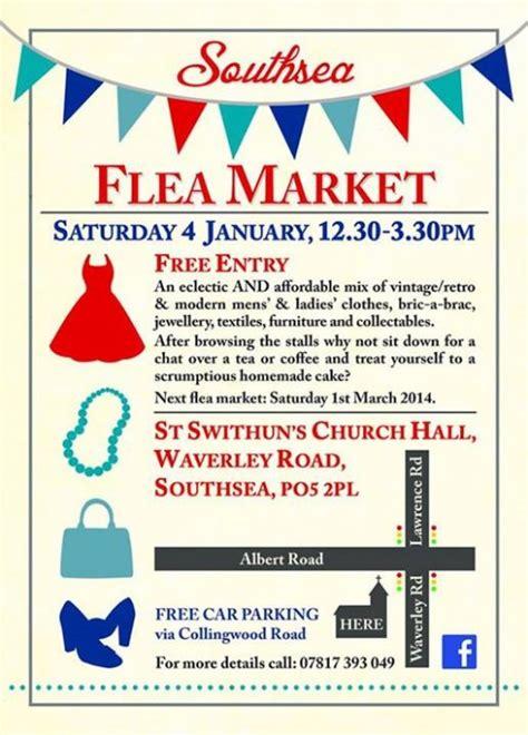 southsea flea market  saturday strong island