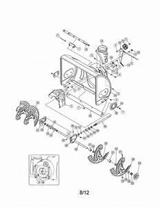 Craftsman Snow Thrower Parts