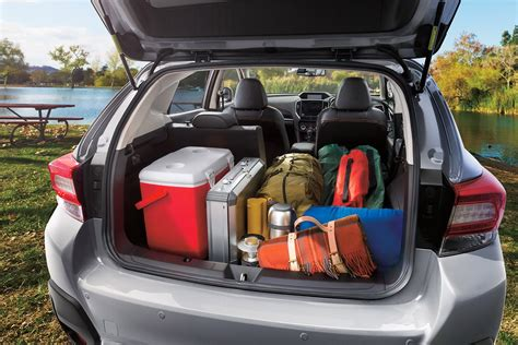 suv boot space comparison australia