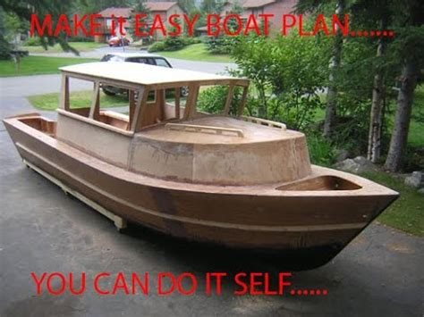 save money building   boats  boat plans