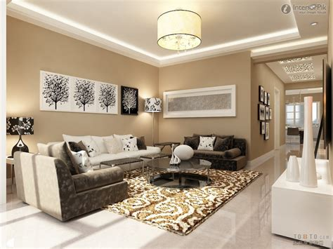 wall colors for living rooms with brown furniture