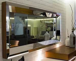 Moderne Wohnzimmer Spiegel Moderne Wohnzimmer Spiegel And