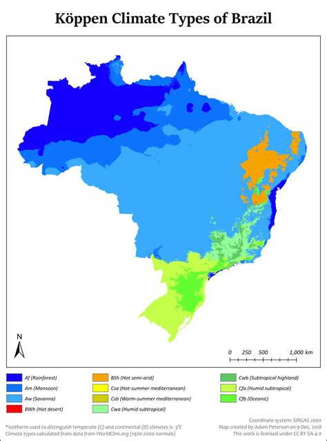 brazil climate map full size gifex
