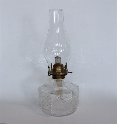 Lamplight Farms Oil Lamp History by Lamplight Farms Oil Lamp With Embossed Horse Carriage Scene 6