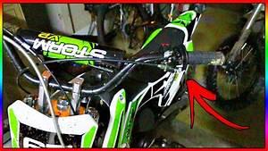 Vidéo De Moto Cross : mon beau fr re a cass la moto cross de momo youtube ~ Medecine-chirurgie-esthetiques.com Avis de Voitures